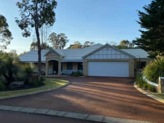 House location is Dalyellup Beautiful 4 x 3 Home with Beautiful fire and the most gergous sun room to read a book in winter...
