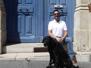 Graham and Charly - Paris sit 2018