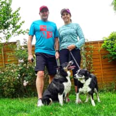 With Murphy & Jack in Stroud, Gloucester