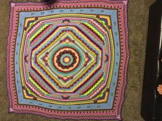 Sophie's Universe Mandala