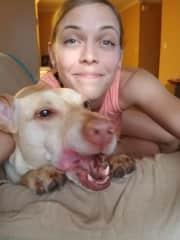 Once a lap pup always a lap pup