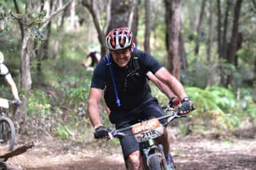 Cape to Cape mountain bike race Western Australia