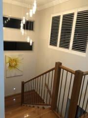 Internal stair well