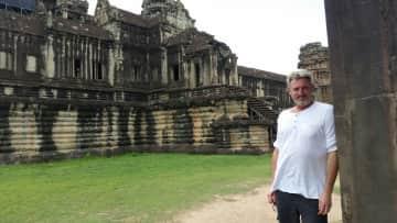 Angkor Wat Cambodia - Beautiful Country & Beautiful People too