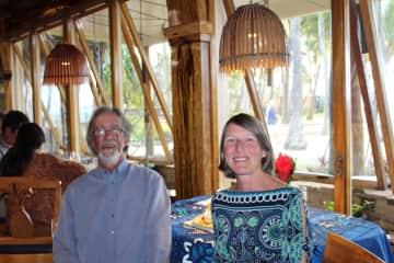 Brian and Katrien