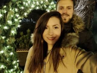 My sweet couple