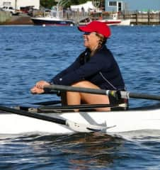 Fall rowing