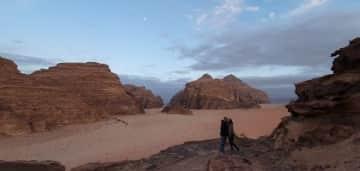 Wadi Rum, Jordan (December 2020).