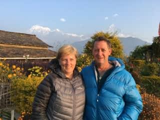 Hiking (walking) in Nepal