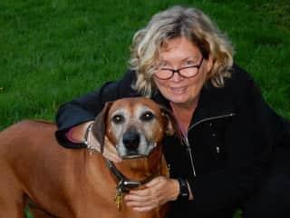 Linda & Rosie - North Yorkshire 2015