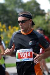 James the marathon man !!!