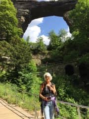 Hiking in Saxon Switzerland National Park