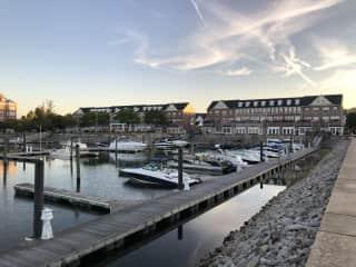 Belmont Bay Marina