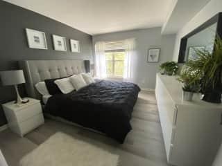 I love to design! My bedroom