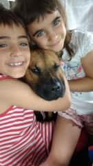 Nora & kids