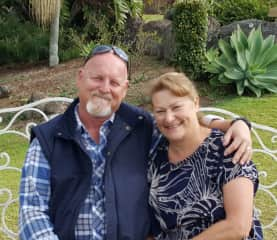 Ray and Karen Kershaw