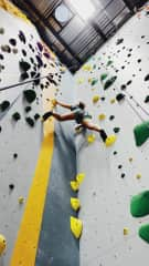 Anywhere there's a climbing gym brings us happiness