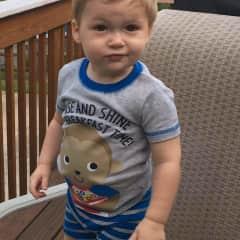 I'm a GiGi...my grandson!