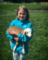 Farm visits are our one of our favorite field trips!