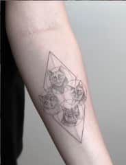 Tattoo of some of my babies