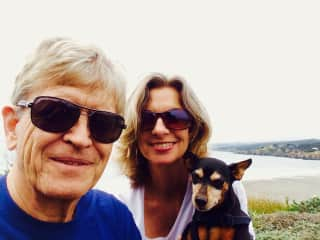 We love the beach! Sea Ranch in Sonoma County.