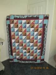One of my quilts