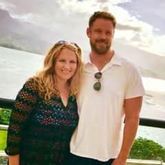 April (Me) and Sean (Husband)