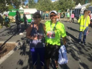 Gold Coast, Australia 1/2 Marathon