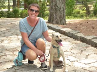Jen and Sandy - Montenegro pet sit 2018