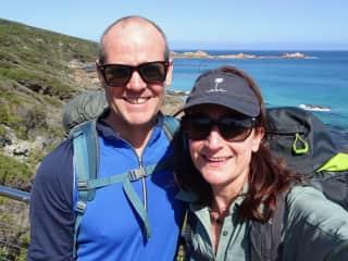 Hiking the Cape to Cape track (135km) Western Australia