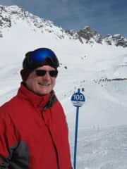 Andreas in St. Anton, Austria