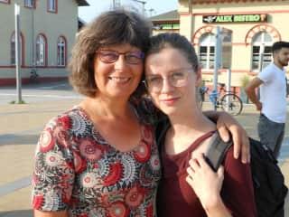 Me and Veronika