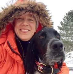 Winter in Utah with Levi