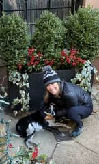 Christmas with Gizmo in NYC!