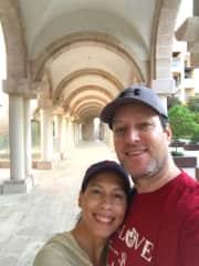 Jerusalem 2017 - King David Hotel in the Holy Land