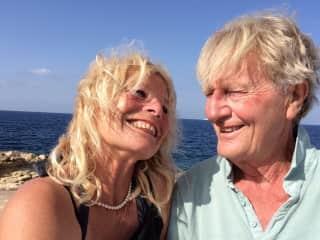 Wilhelmina and Willem