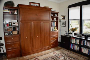 2nd Bedroom, with Queen Murphy bed - your bed
