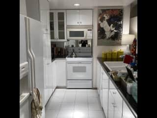 My kitchen