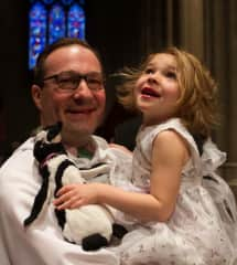 I am a volunteer lay eucharistic minister at Washington National Cathedral