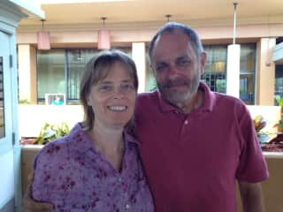 Angela & Jim