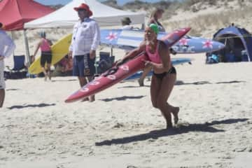 I compete at all levels of surf life saving and love keeping fit so i can be a first respondent or rescue those in need.