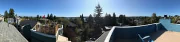Difficult to Capture View from Roof Deck