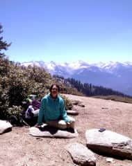 Backpacking in Sequoia National Park