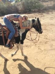 Horseback riding in Temecula, CA