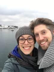 Janice and Matt