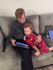 Time with grandson