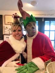 Charity children's events & corporate Christmas party appearances.....pre covid