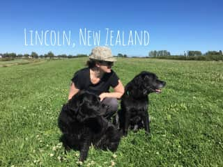 Tramping with Gabe and Susie on New Zealand's South Island
