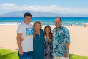 Our family vacation in Hawaii