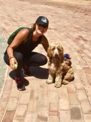 Cally and Milo (Dogsitting in Sydney, Australia)